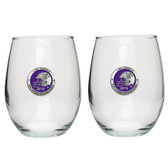 LSU Tigers 2019 National Champions Stemless Goblet