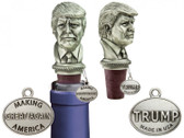 Donald Trump Bottle Stopper