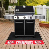 Kansas City Chiefs Super Bowl LIV 54 Grill Mat