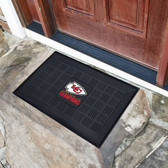 Kansas City Chiefs Super Bowl LIV 54 Medallion Door Mat