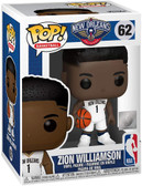 New Orleans Pelicans Zion Williamson FUNKO POP! Figure