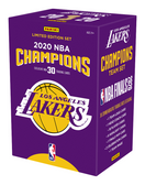 2020 LA Lakers NBA Championship Card Box Set