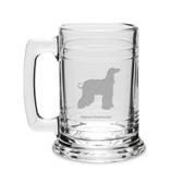 Afghan Greyhound Deep Etched 15 oz Colonial Tankard