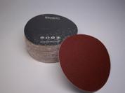 """BAOSTC 5"""" no holes hook and loop sanding disc, aluminum oxide"""