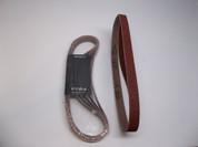 """BAOSTC 2/5""""*13"""" sanding belt aluminum oxide"""