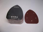 "BAOSTC  3-3/4""*5-1/2"" Palm hook and loop sanding disc for BLACK&DECKER mouse sander"
