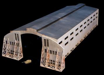 Airship Hangar (Acrylic) - 285ACR038