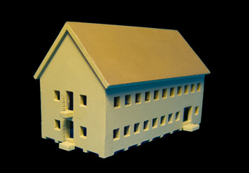 Barracks  (Matboard) - 285CSS030