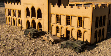 "15mm Blackhawk Down ""Target Building"" (MDF) - 15MMDF085"