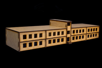 Large School Building (MDF) - 15MMDF056