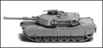 M1 Abrams, Early Model (5/pk) N34