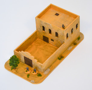 Walled Compound (MDF) - 15MMDF031