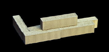 15mm Hesco Barriers, 6 Per Kit - 15MMEV020