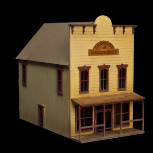 Old West Two Story Building - 15MWEST001