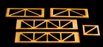 Optional Raised Detail for Residence Module, Upper Floors - 15MTW006-2-1