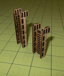 Roof Ladders - 15MTW043