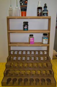 Shelf Unit for Paint Racks - Version 2