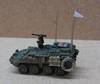 M1130 Stryker Command/ M1133 MEV Ambulance - N508
