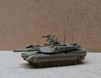 M1A2 Tusk Abrams - N531