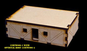 Residence Module, Ground Floor - 28MTW006-1
