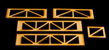 Optional Raised Detail for Residence Module, Upper Floors - 28MTW006-2-1