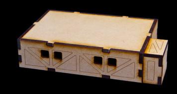 Residence Module, Top Floor - 28MTW006-3