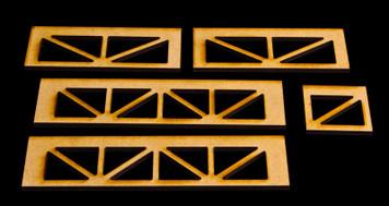 Optional Raised Detail for Residence Module, Top Floor - 28MTW006-3-1