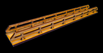 "Pedestrian Bridge, 15"" - 28MTW042-2"