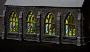 Stained Glass Windows - 15MTAV092