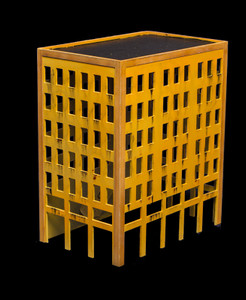 City Building (Acrylic) - 10MACR025