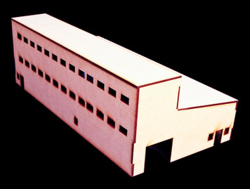 Factory (Wood) - 10MMDF110