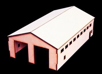Factory (Wood) - 10MMDF112