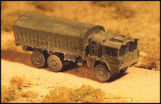 Man 7.5 Ton Truck - N83