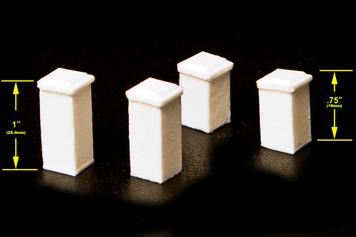 Short wall posts - 20MBMC014