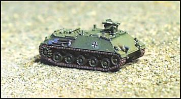 Raketenpanzer SS-11 - N45