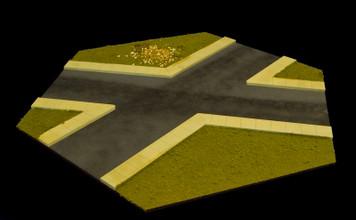 Crossing Hex - 15MHEX005