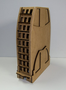 Ultra Modern / Future City Building 15MTW500-7