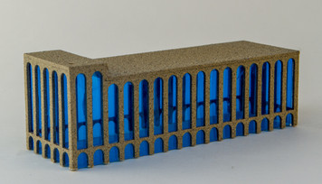 3mm Large Government Building - 3MMCSS028