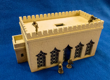 20mm Temple (MDF) - 20MMDF160-1