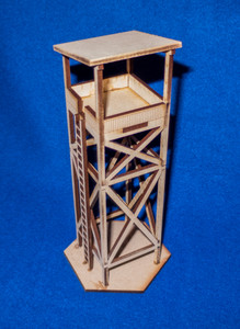 20mm Guard Tower (MDF) - 20MMDF162