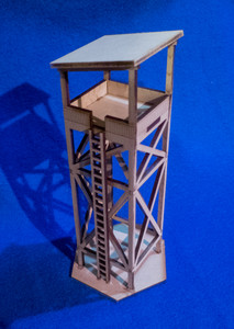 28mm Guard Tower (MDF) - 28MMDF162