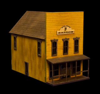 Old West Two Story Building - 28MWEST003