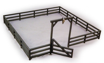 Corral Fences and Gates - 28MWEST020