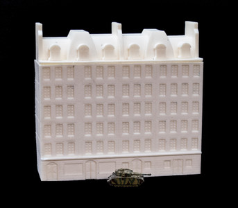 City Block Building (Resin) - 285BLK004