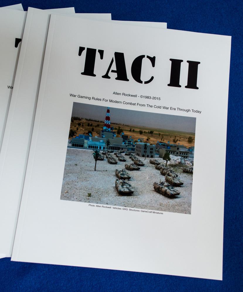 TAC II Rule Book - Version 2 10