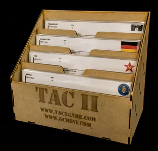 TACFORCE / TAC II Card Caddy