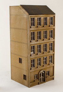 15mm European City Building (Matboard) - 15MCSS102