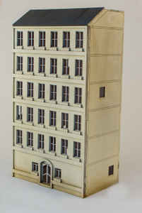 15mm European City Building (Matboard) - 15MCSS103