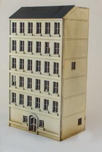 15mm European City Building (Matboard) - 15MCSS103