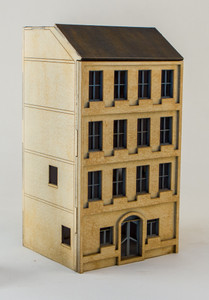 15mm European City Building (Matboard) - 15MCSS105